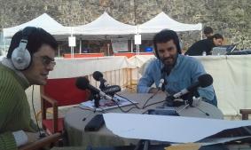 El Petit de Cal Eril entrevistat en directe des del Infusió Gastrofestival per en Josep