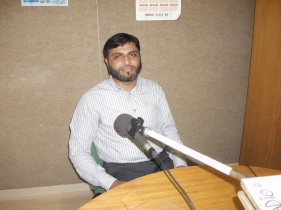 Malik Tariq Mahmood, Missioner de la comunitat Ahmdia de l'Islam Internacional a Catalunya (08/07/15)