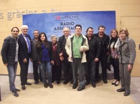 16a Edició dels premis Ràdio Associació de Catalunya